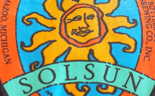 Bell's Solsun - the beer that became Oberon