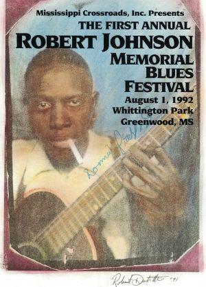 Robert Johnson Memorial Blues Festival