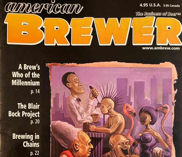 American Brewer magazine 1999