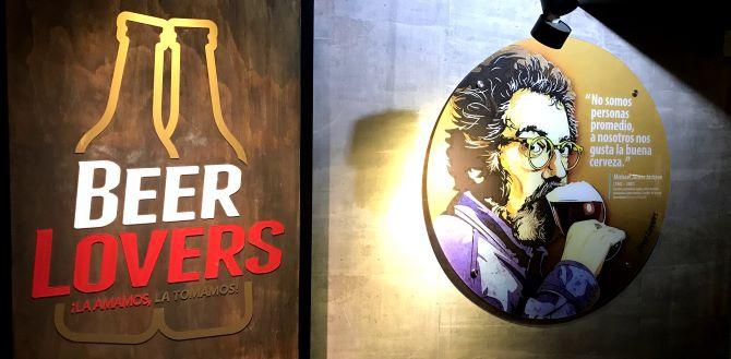 Beer Lovers pub, Cartagena, Colombia