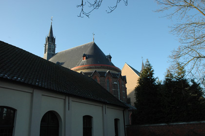 Saint Benedictus Abbey of Achel