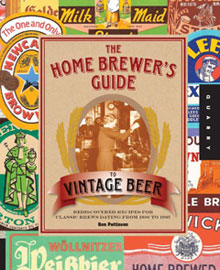 The Home Brewer's Guide to Vintage Beer