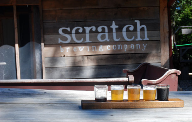 Scratch Brewing, Ava, Illinois