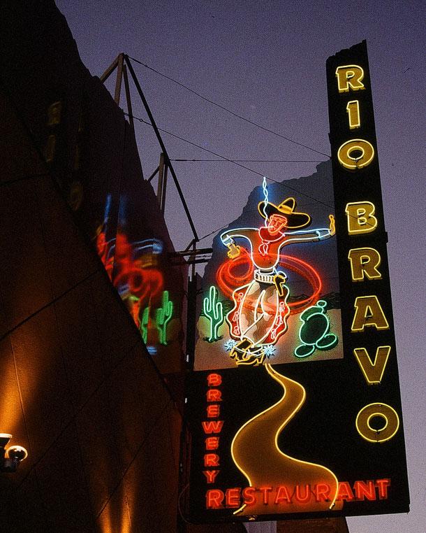 Rio Bravo Brewing, Albuquerque, circa 1995
