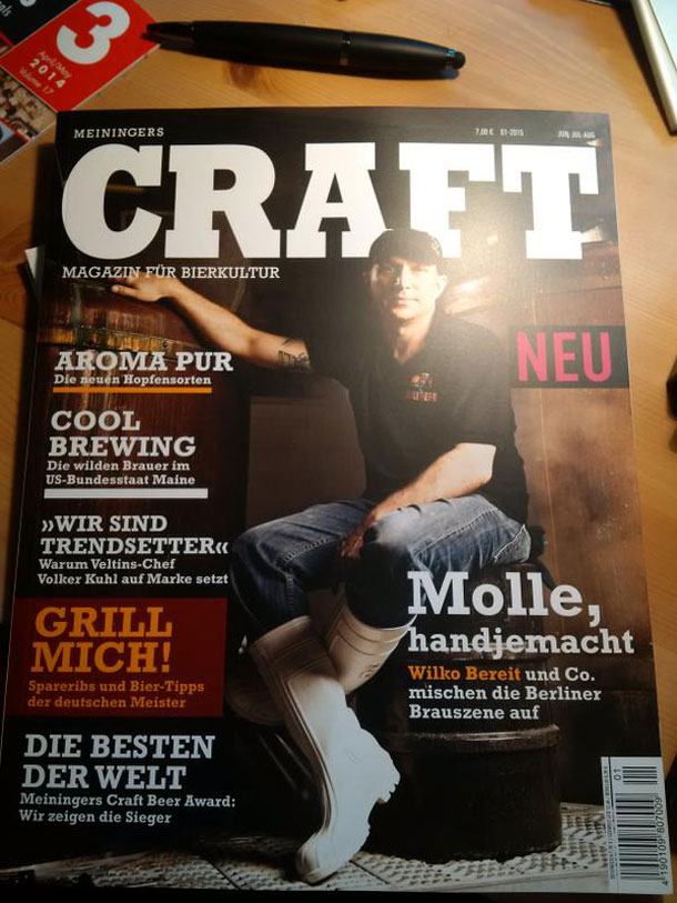 Craft - Magazine Fur Bierkulture