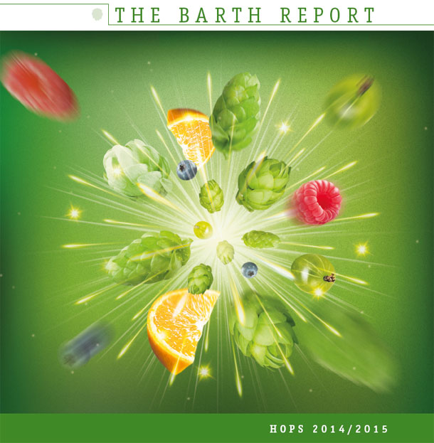 The Barth Report, hops 2015