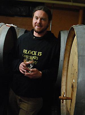 Nick Arzner, Block 15