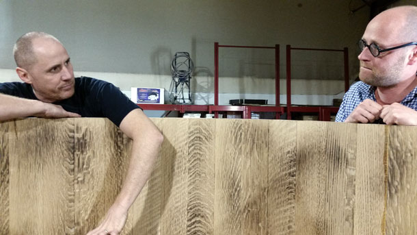 Matt Walters, Foeder Crafters of American, Nathan Zeender Right Proper Brewing
