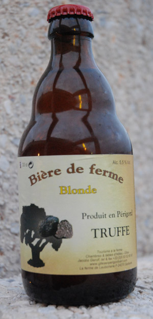Truffle beer