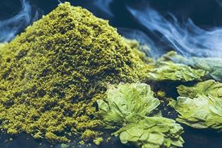 Cryo hops, hop powder, LupuLN2