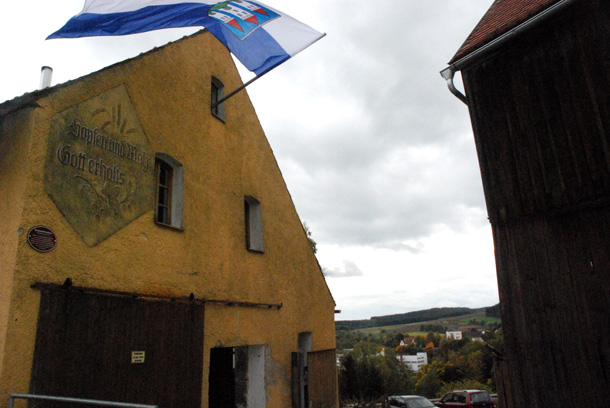 Zoigl brewhouase, Neuhaus, Bavaria, Germany