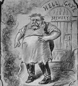 Hells Gate Brewery
