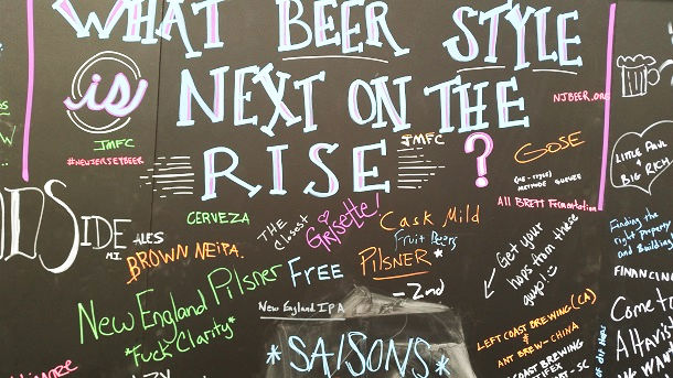 What's the next beer style on the rise? CBC 2017