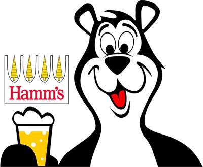 Hamm's bear