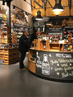 Craft Beer Store, Hamburg, Germany