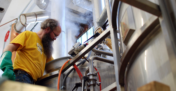 Bill Wesselink, Dovetail Brewery