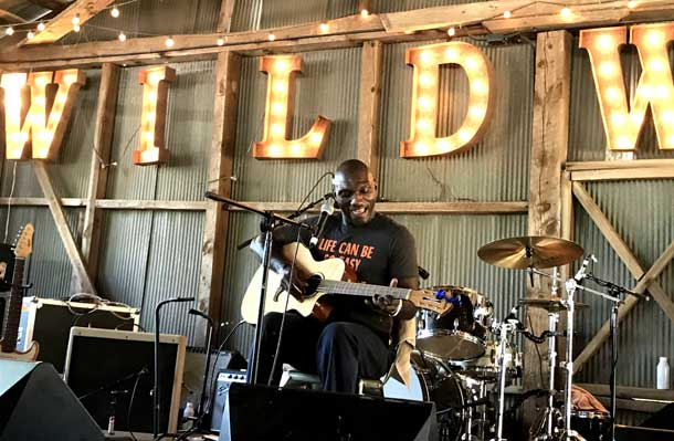 Cedric Burnside, Wildwood Revival 2019